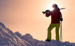 'Winter sports' doesn't just have to mean skiing!